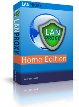 LANPROXY Proxy Server Home Edition
